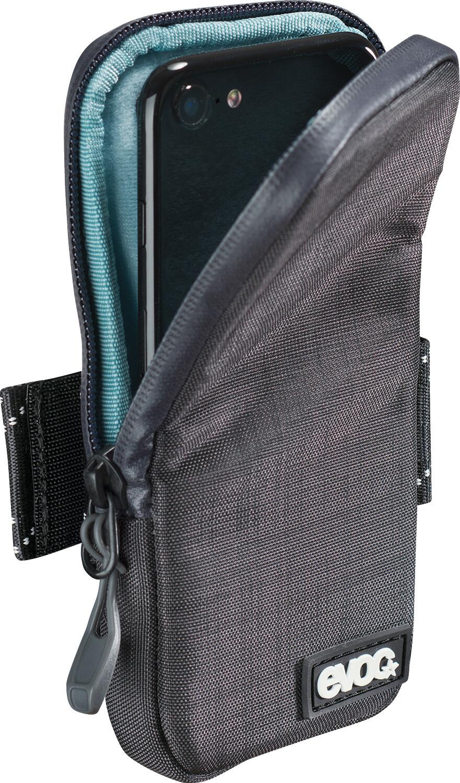 Heather Carbon Grey EVOC Phone Case XL